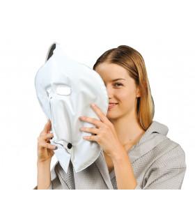 Masque chauffant Blanc