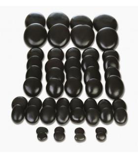Set de 50 pierres de massage