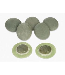 Set Cold Marine - Stone Massage