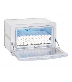 Chauffe serviettes avec stérilisateur intégré