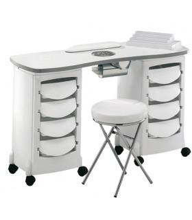 Table manucure double aspirante Class2