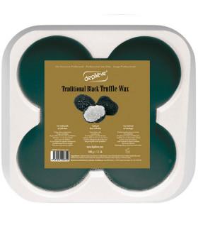 Cire traditionnelle à la truffe noire - 8 galets de 125g - Depilève