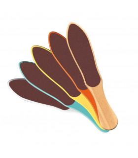 Podorape bois couleur