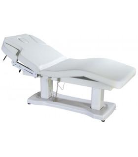 Fauteuil de soins lectrique 4 moteurs beauty - Table de massage electrique ...