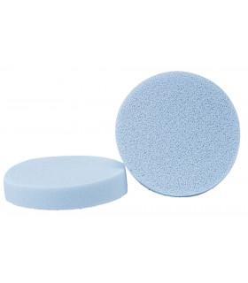 Éponges rondes pour le maquillage par 2