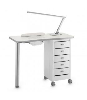 Table manucure aspirante personnalisée « Zippy vented 224 LX »