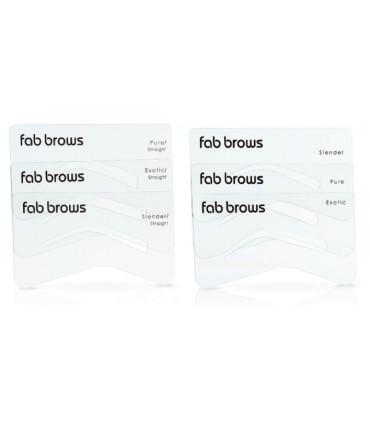 Pochoirs Fab Brows