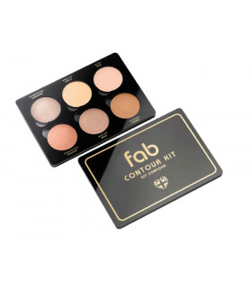 Kit de contouring fab brows