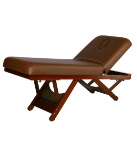Table de soin en bois (PMR)