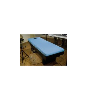 Housse de table blanche pour table Yoshi