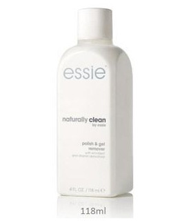 Essie remover NATURALLY CLEAN