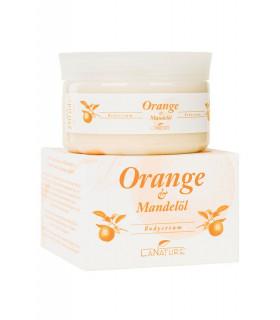 Crème corps Orange & Huile d'Amande 250ml - La Nature