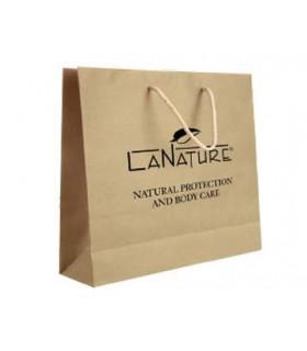 Sac logo LaNature x25 - La Nature