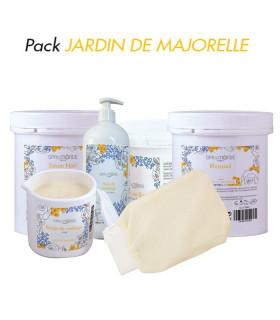 Pack - Jardin de majorelle - Spa Du Monde