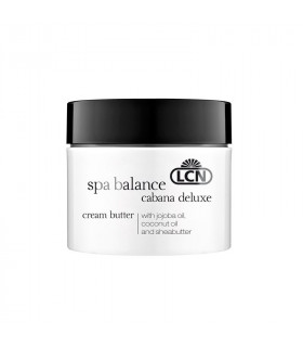 Cream Butter 50 ml - Spa Balance Cabana Deluxe - LCN