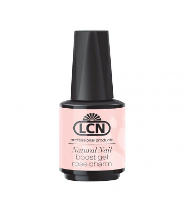 Rose Charm 10 ml - Natural Nail Boost Gel «rose charm» - LCN