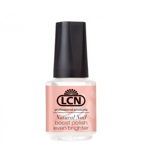 Natural Nail Boost Polish «even brighter» 16 ml - LCN
