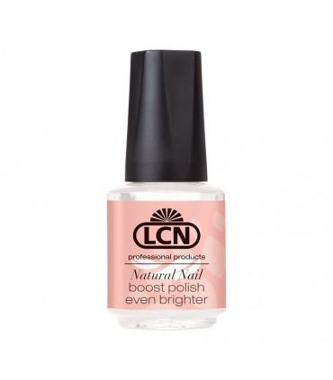 Natural Nail Boost Polish «even brighter» 16 ml - LCN