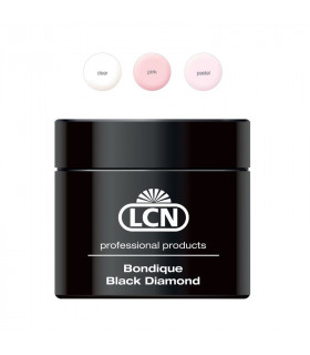 Bondique Black Diamond Gel UV de construction 20 ml - LCN