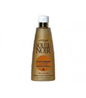 Huile vitaminée 4 bronzage intense - SOLEIL NOIR