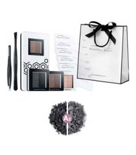 Kit noir / gris - Beautiful Brows and Lashes