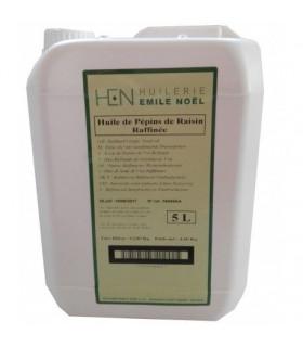 Huile de pépin de raisin raffinée (2 x 5L) - Emile Noël