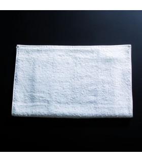 Serviette bain éponge blanc Dreamsoft