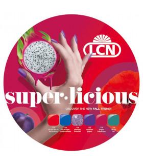 "Autocollant collection "" Super-Licious "" - LCN"