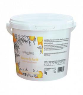 Beurre de karité Parfum Citron Romarin - Flânerie dans les calanques - Spa Du Monde