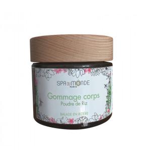Gommage Riz parfumé - Spa Du Monde
