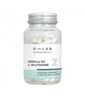 Absolu de L-Glutamine - D-LAB