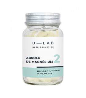 Absolu de Magnésium - D-LAB