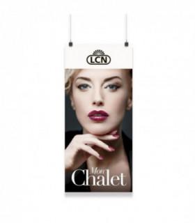 "Banner ""Mon Chalet"""