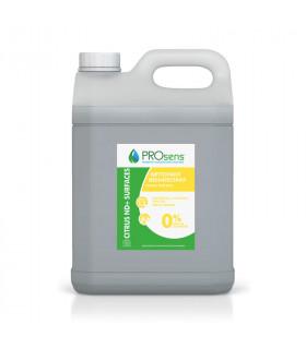 Nettoyant désinfectant Citrus ND+ Surfaces - 5L