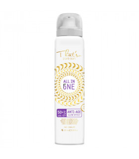 All in one SPF 50 mousse anti-âge - 100 ml