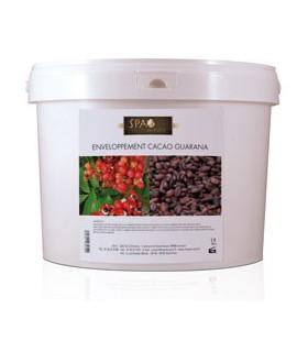 Enveloppement cacao guarana Spa du monde