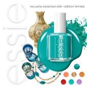 Inspirée des couleurs vibrantes et inspirantes des bazars de Marrakech, la collection ESSIE Summer vous fait voyager !  Découvrez- la sur notre site internet 😊